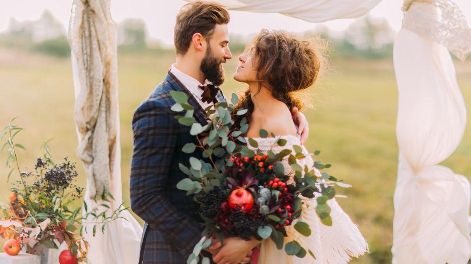 Heiraten im Herbst: Traumhafte Ideen für die perfekte Oktober-Hochzeit