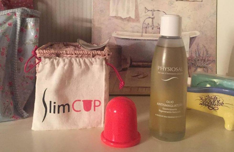 SlimCup: la coppetta anticellulite per un trattamento economico e fai da te che funziona!