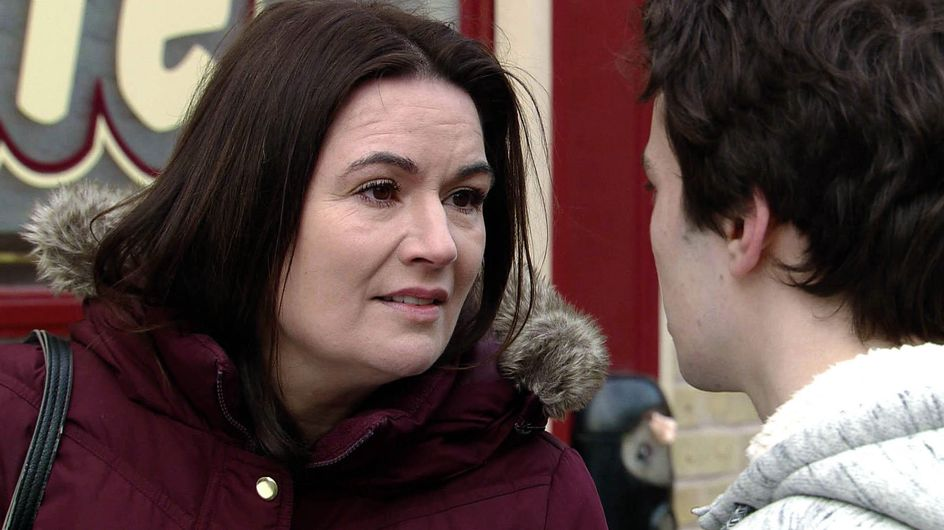 Coronation Street 24/03 - Anna Orders Seb To Stay Away From Faye