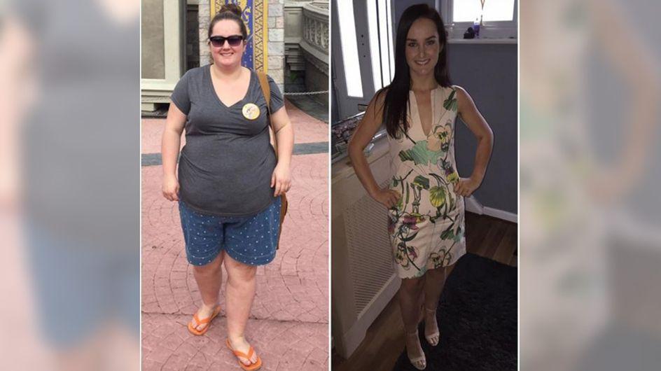 Unglaubliche Verwandlung: So hat es Jennifer geschafft ihr Gewicht zu halbieren