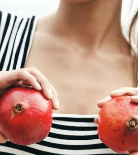 Come aumentare il seno naturalmente: cibi, esercizi e trucchi