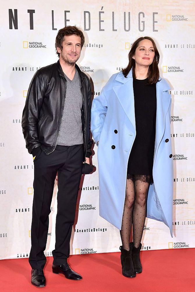 Marion Cotillard et Guillaume Canet sont de nouveau parents !