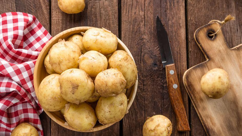 Beneficios de la patata: ¡energía y muy poca grasa!