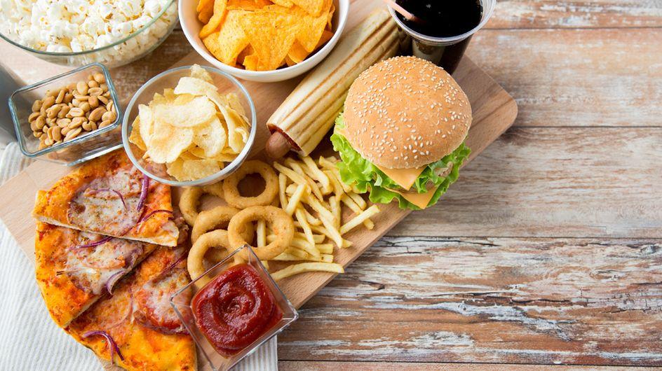 10 gifs que harán las delicias de una amante del fast food