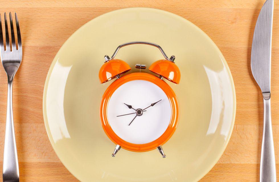 16 ore di digiuno per perdere peso