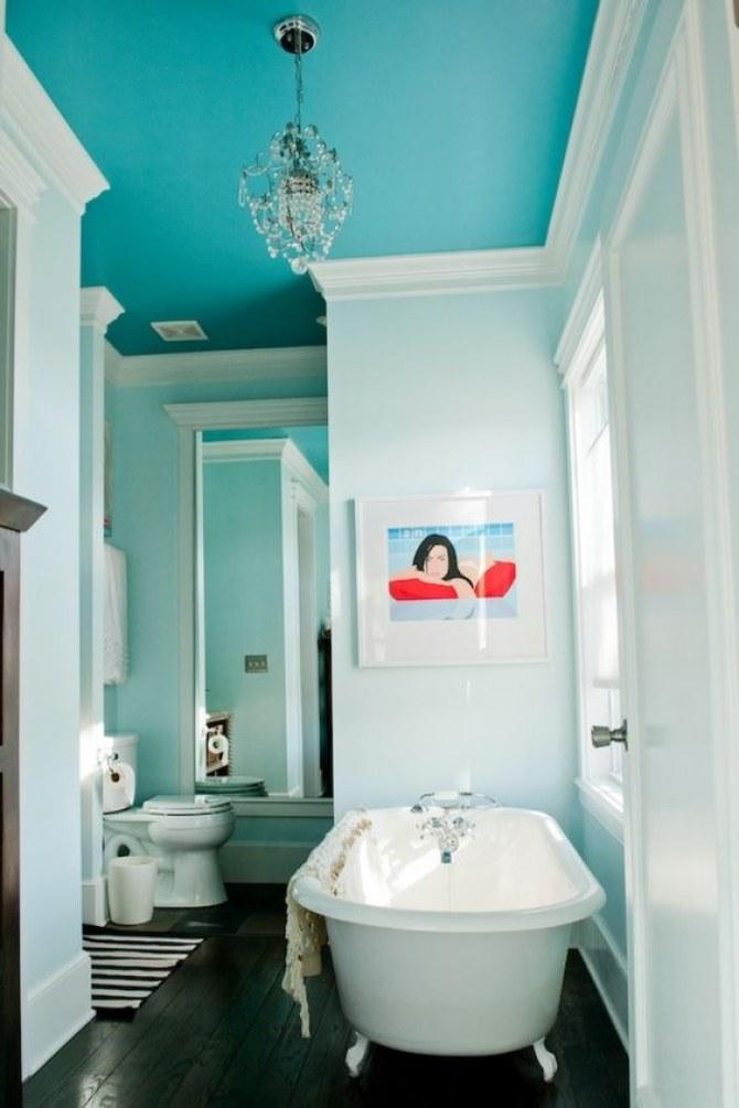 Trend im Badezimmer: Jetzt wird's bunt