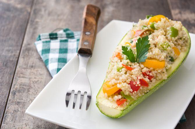 Recette au quinoa
