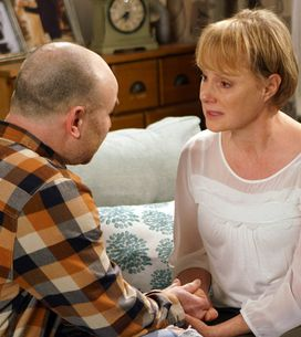 Coronation Street 31/03 - Sally's Troll Oversteps The Mark