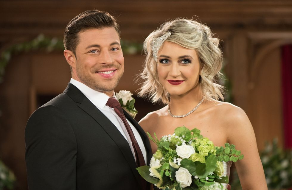 Hollyoaks 27/03 - It's The Day Of Amy And Ryan's Wedding
