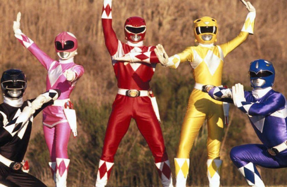 'Power Rangers': filme baseado na série terá personagem homossexual