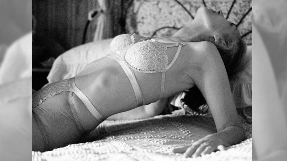 Ihr werdet nicht glauben, wie alt dieses Unterwäsche-Model ist