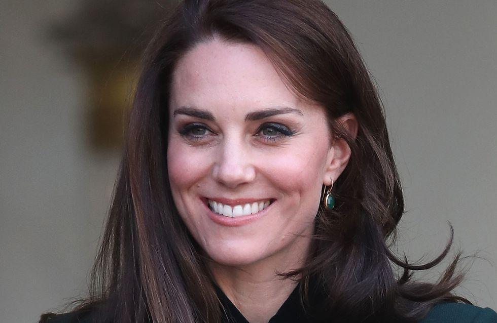 Découvrez la garde-robe de Kate Middleton pour son week-end parisien (photos)