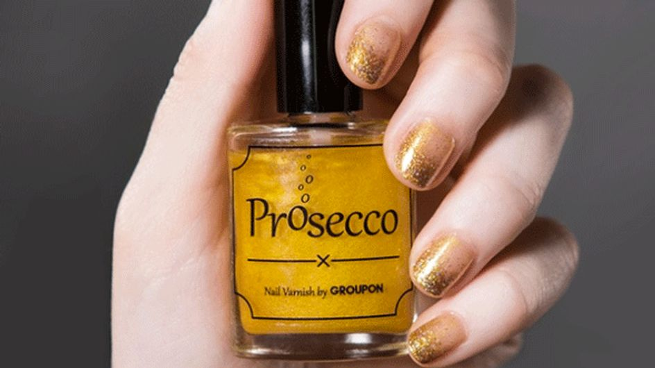 Nail Varnish That Tastes Like Prosecco Is Coming And We're Bulk-buying It