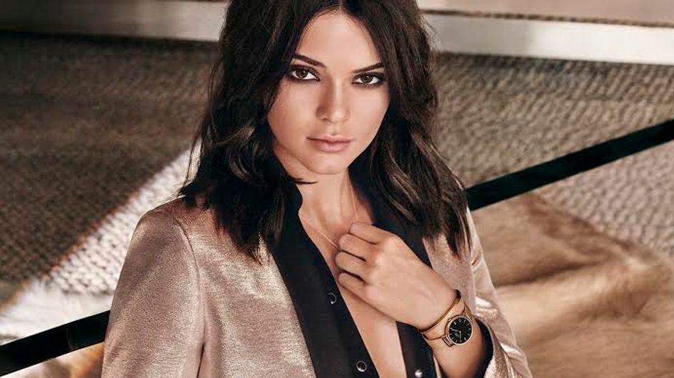 Vous allez aimer la nouvelle montre Daniel Wellington présentée par Kendall Jenner (Photos)