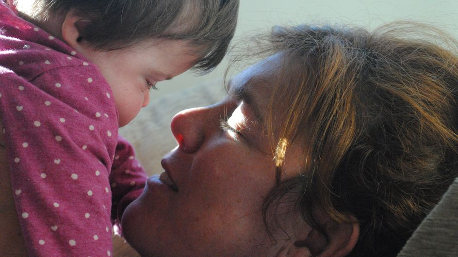 Por qué adopté a mi hija con síndrome de Down