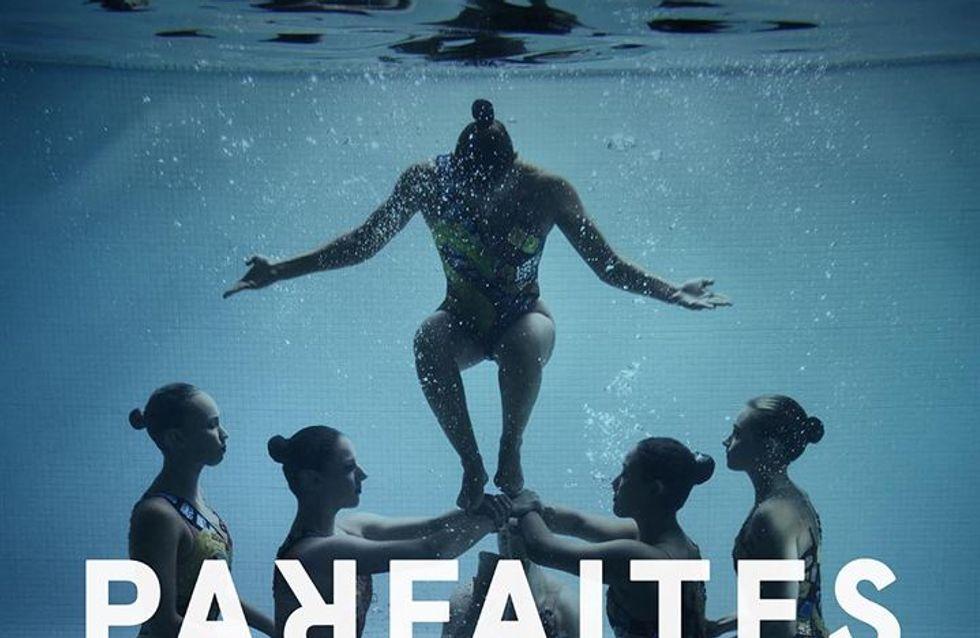 Parfaites, le docu qui brise les préjugés sexistes sur la natation synchronisée