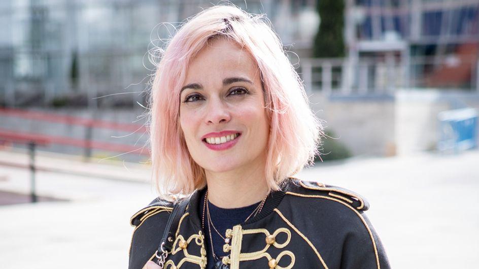 Colore capelli 2017: la tendenza metallic pink è tra le tinte più originali