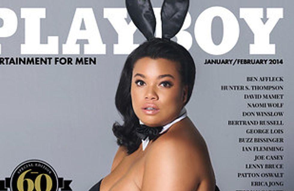 Estas modelos plus size reinterpretan las portadas más sexys de la historia