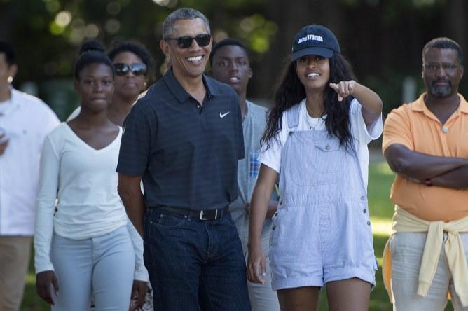 Malia Obama, bientôt mannequin ?