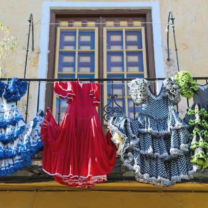 Flamenco ist Leidenschaft, Liebe und Schmerz.