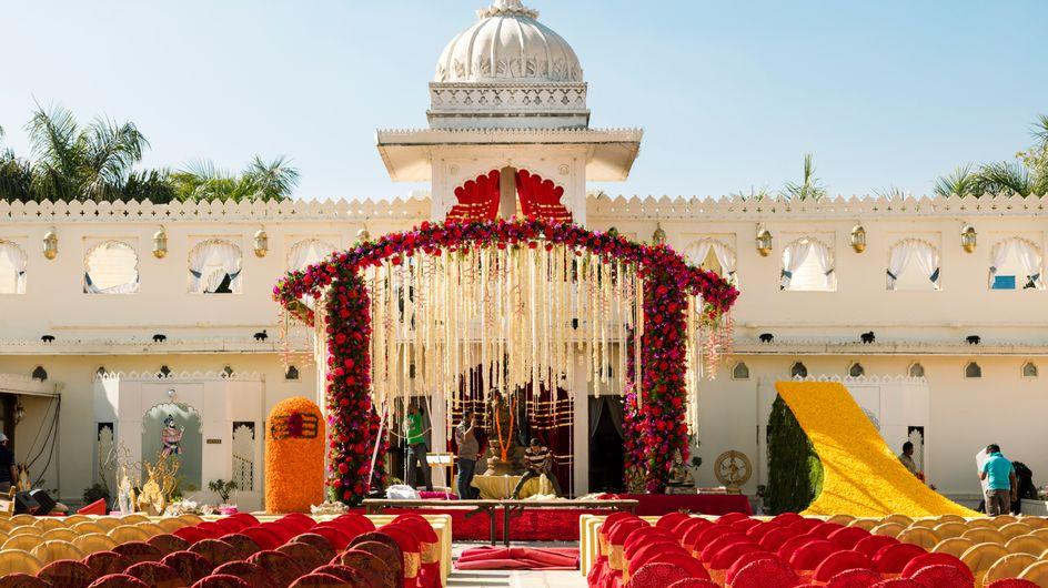 ¿Sabes cómo es una boda hindú?