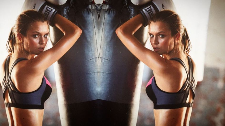 Turns Out You Really, Really Shouldn't Wear Makeup To The Gym