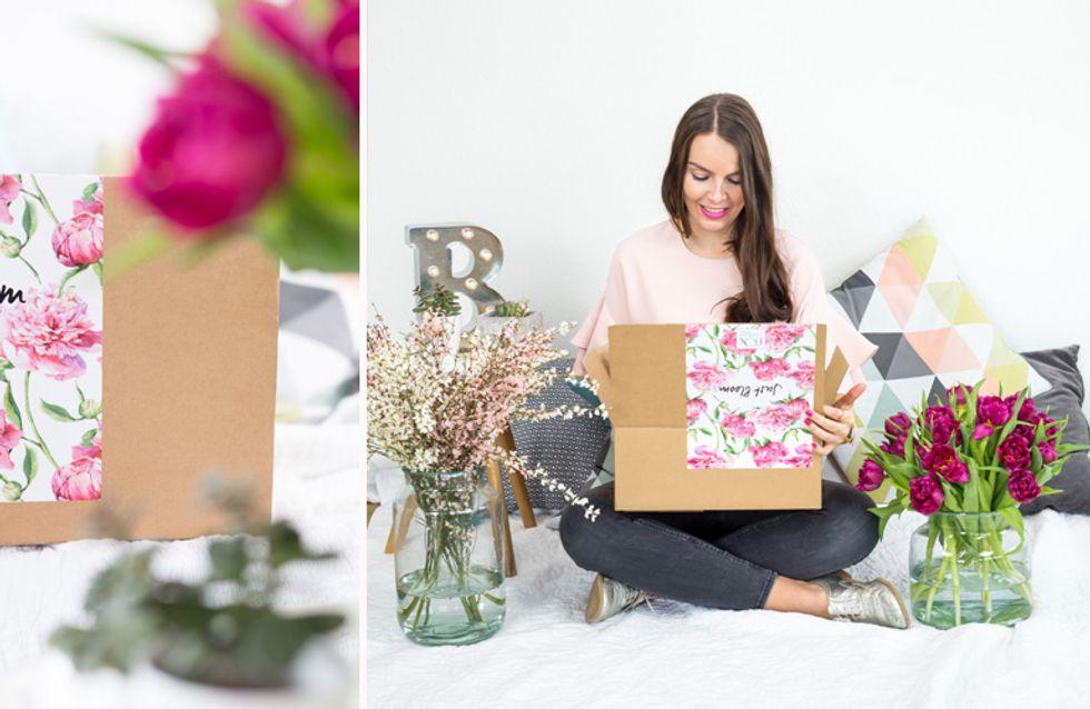 Wir lüften das Box Stories Geheimnis: DIESE Produkte stecken in unserer 'Just Bloom' Box!