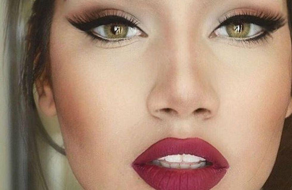 Tendencias en maquillaje de labios