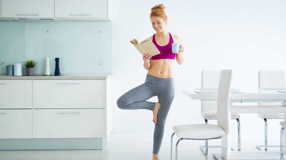 Mantenersi in forma? Facile, con gli esercizi da fare a casa!