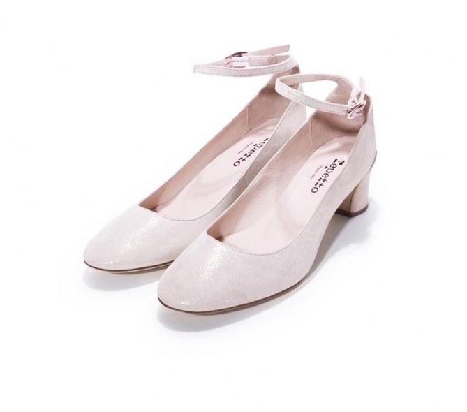 Zapato Spirit White Metallic (295€)