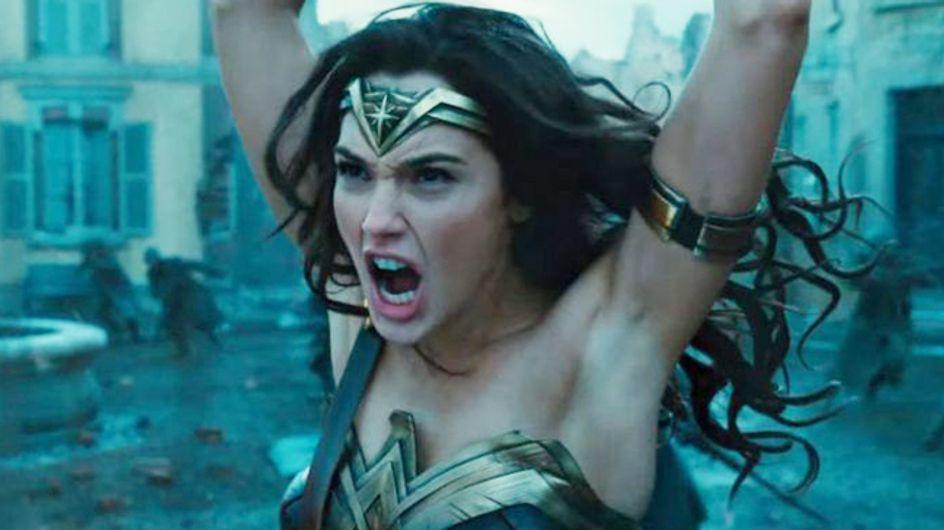 Les aisselles de Wonder Woman font polémique sur la Toile