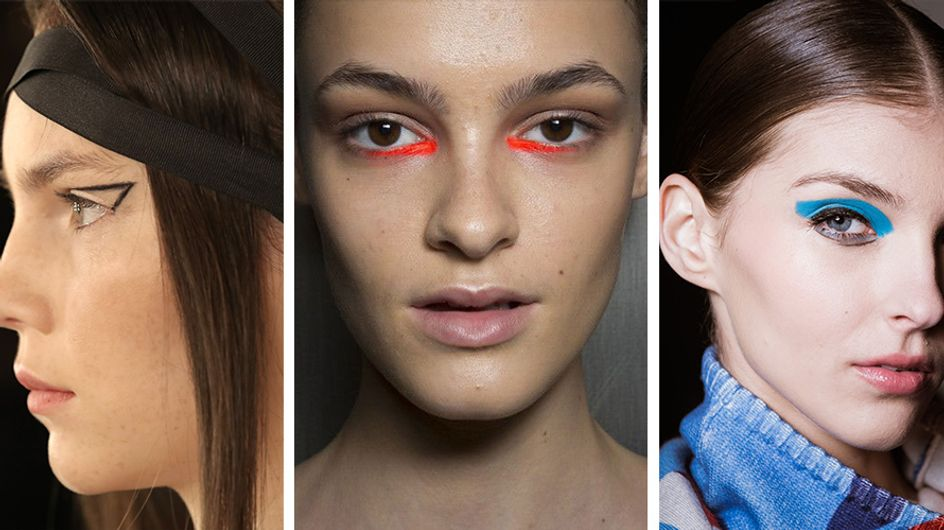 Graphic Eyeliner Is The Makeup Trend You Need To Master In 2017