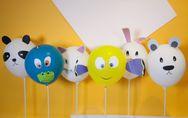 Des ballons animaux pour une super fête d'anniversaire !