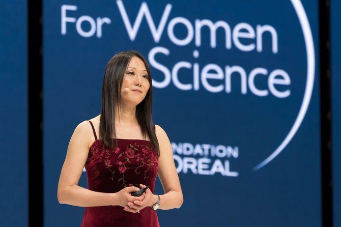 Professeur  Zhenan Bao