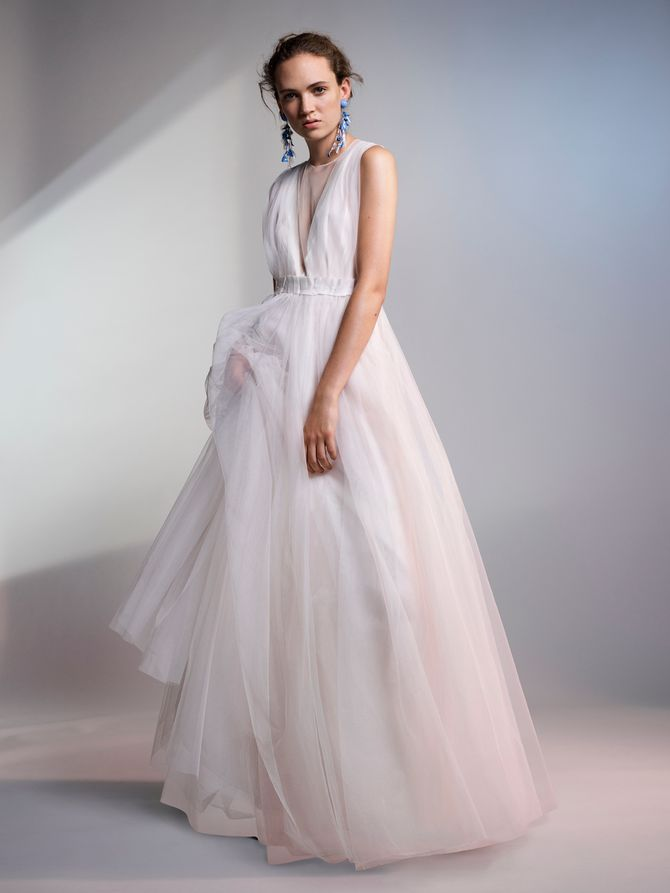 Wedding Dress H&M en polyester recyclé