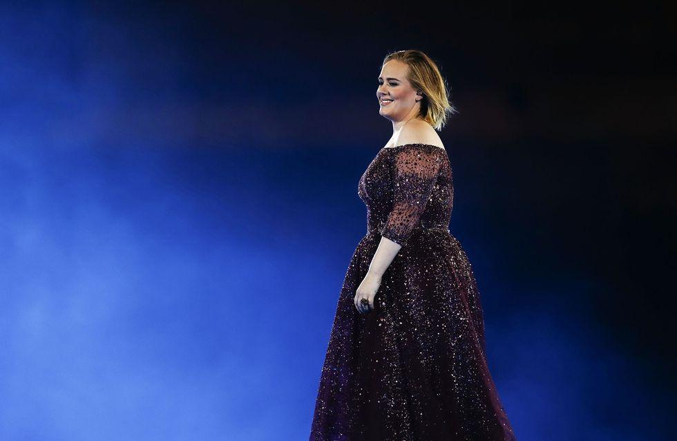 Adele a rendu un hommage bouleversant aux victimes de l'attaque de Londres (Photos et vidéo)