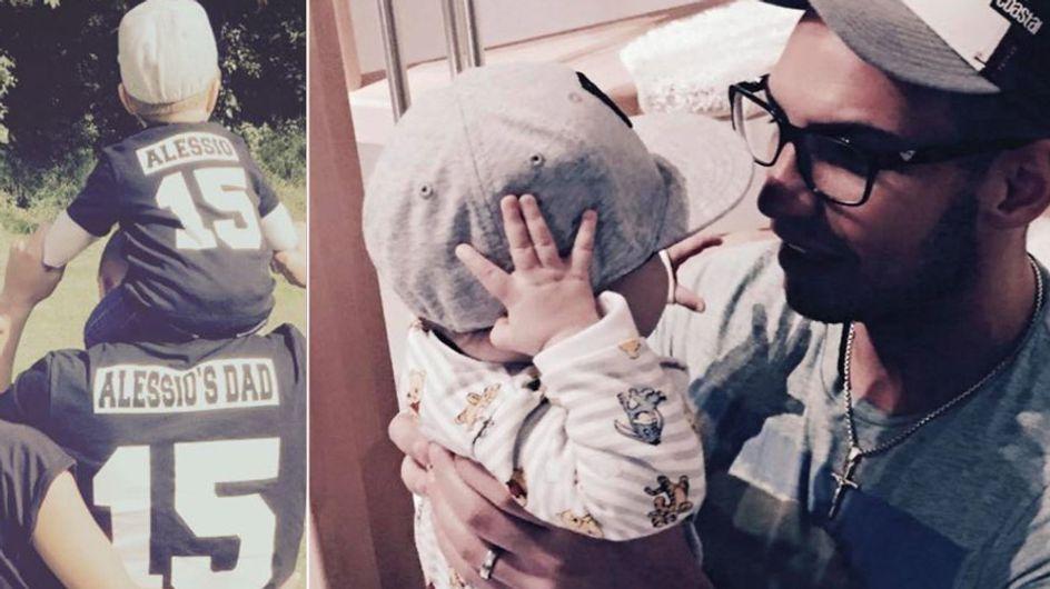 """""""Wie kann man sein Kind nur so verunstalten?"""" Alessio Lombardis neue Frisur schockt Fans"""