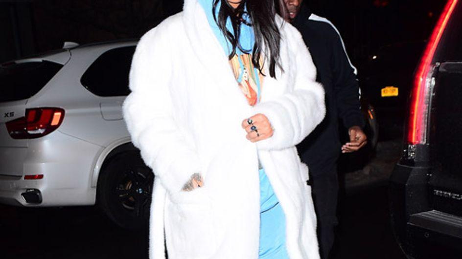 Rihanna y su conjunto extravagante, peor look de la semana