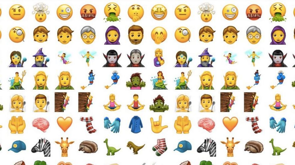 There's 56 New Emojis On The Way - Including Mermaids And Genies