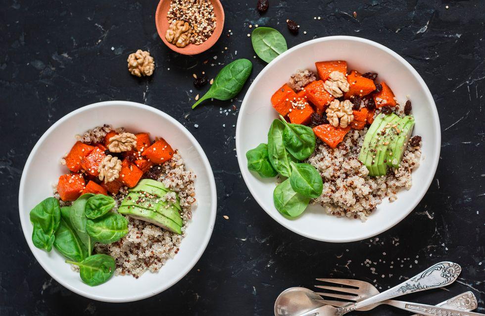 Sucré ou salé, je varie les plaisirs avec le quinoa