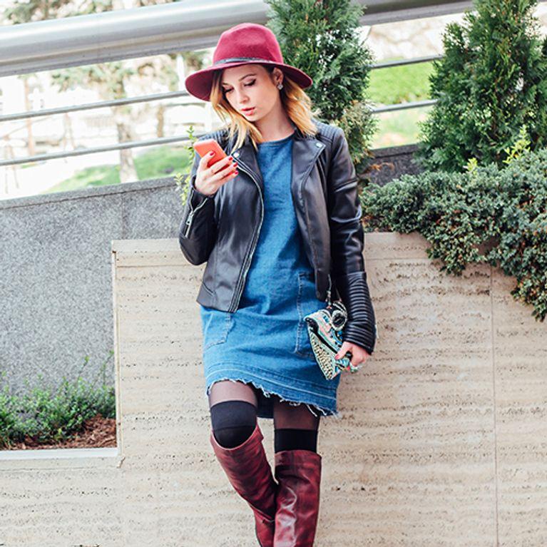 9023b7951503 Come indossare gli stivali sopra il ginocchio  Scopri i nostri 6 consigli e  i look più belli
