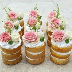 Des mini naked cakes !