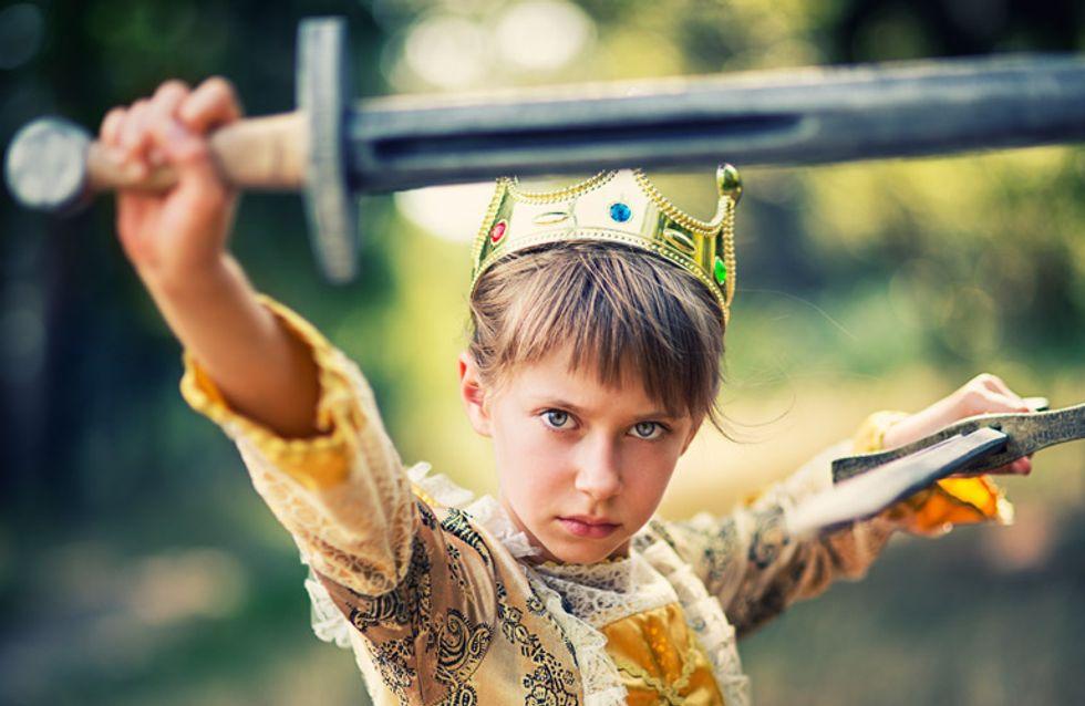 Dürfen Prinzessinnen kämpfen?! Die Anmerkung einer Lehrerin sorgt für einen Shitstorm