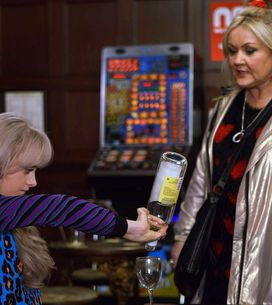 Coronation Street 03/04 - Sinead Is Bottling Things Up