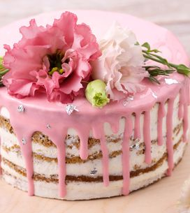 Les dripping cakes, ces gâteaux coulants qui font super envie