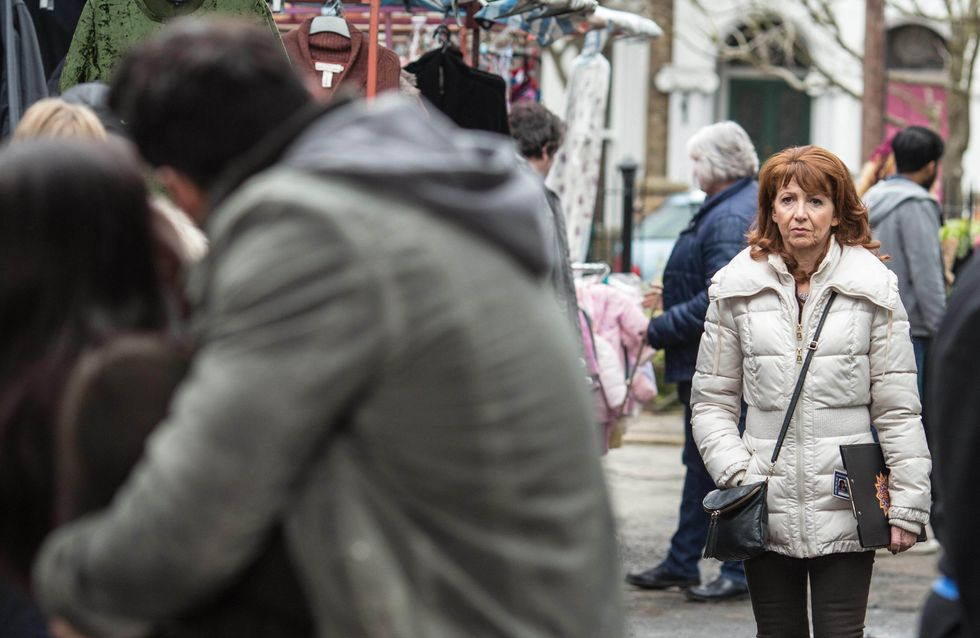 Eastenders 06/04 - Bex Reels From Recent Events