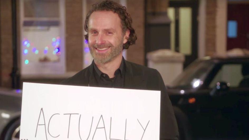 Ça y est, on peut ENFIN voir la suite de Love Actually ! A découvrir ici (Vidéo)