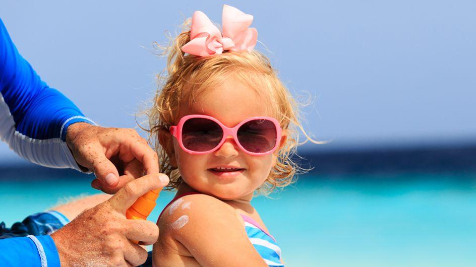 Crema solare per bambini e neonati: la migliore protezione solare per i più piccoli
