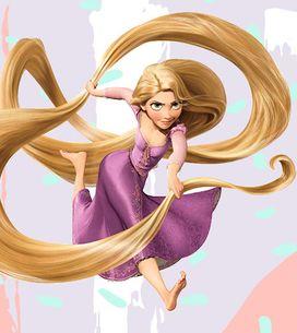 Cheveux : on a retrouvé la vraie princesse Raiponce (photos)
