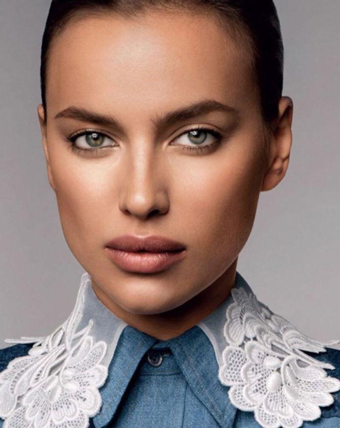 C'est au naturel qu'Irina Shayk est la plus belle